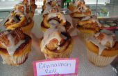 Canela Roll Cupcakes