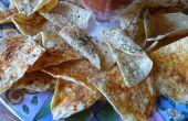 Infusión de hierba Gourmet Tortilla Chips