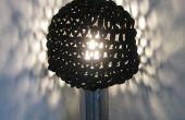 Lámpara de mesa de la defensa de la cuerda
