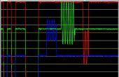 Arduino - osciloscopio multicanal (osciloscopio del pobre)