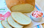 Receta de pan