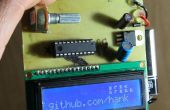 AVR LCD distintivo