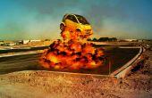 Explosiones en GIMP/Photoshop