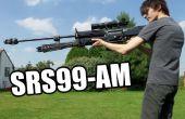Madera Halo Reach Replica Rifle (no disparar Prop)