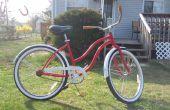 Rehabilitación de una vieja bicicleta