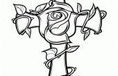 Flor de madera Cruz con Sierra de calar