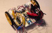 Fotón de IoT + Robot basado en el movimiento de salto