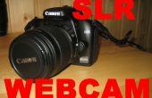 Utilice su Canon EOS 1000 D como Webcam! * ACTUALIZADO *
