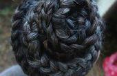 Las mejores maneras de hacer un pelo largo trenzado en espiral