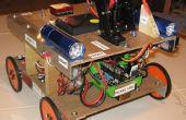 """Robot 1: """"Poca Barreta"""" basado en el PICAXE - 18M 2"""