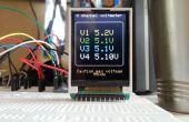 Hacer un canal de Arduino Mini programable 4 DC-DVM