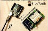 Comunicaciones en serie con Arduino