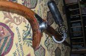 El Angocoellum Rifle de Hearsch: Una funcional vapor/Cyber Punk Rifle