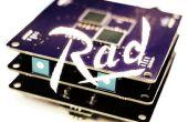 RadSense - un Detector de radiación Gamma de Rad SolidState