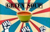 Sopa verde - receta de