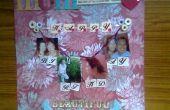 Libro de recuerdos de cumpleaños de mamá