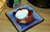 10 minutos guisado baya tarta