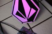 Caja de luz escritorio Volcom RGB