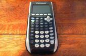 Programa de la fórmula cuadrática para TI-83, 84 calculadoras