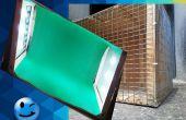 Fabricación de photobox y jaula de los cajones viejos de pájaro!