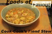 Alimentos de Fallout: demonio guiso cocinero-cocinero