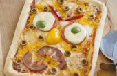 Monster Pizza cara