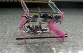 Mecanismo de Robot secado controlado de radio