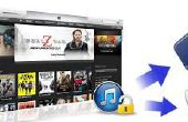 ¿Como subir un video de M4V iTunes drm-ed a Youtube