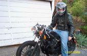 Funda para casco moto depredador