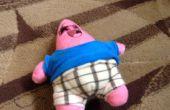 Cómo ocultar cosas en una muñeca
