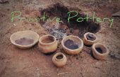 Cocción de cerámica primitiva DIY