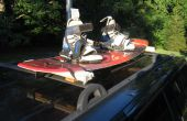 Coche Wakeboard / Snowboard Rack