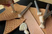 3D imprimir tus propios sellos de cuero
