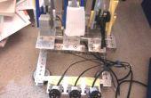 Aprendizaje Rock - Paper - Scissors Robot de Lego Mindstorms NXT!