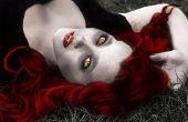 Transformación de Pixlr: Vampiro Babe