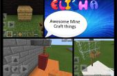 Minecraft impresionante cosas PE
