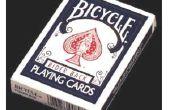 Un truco tarjeta de todo el mundo puede hacer