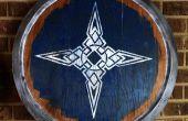 Construir un escudo de Skyrim Replica