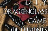 Cómo hacer Dragonglass de juego de tronos