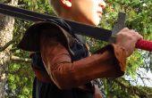Jugar ropa de cuero para un chico duro (Bran Stark mangas)