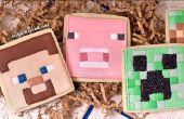 Galletas de Minecraft