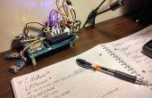 Automatizado estudio ambiente con Edison de Intel