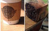 Cafeteras manga bio degradable arranque