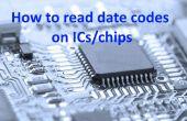 Cómo leer los códigos de fecha en chips de ICs