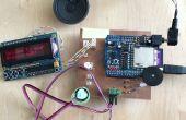 Monitor de ritmo cardíaco de Arduino que habla