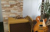 Fender Tweed Deluxe 5e3 clon construir basado en TAD Tweed Deluxe Kit