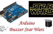 Tema de Star Wars de Arduino timbre