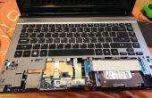 Acer TimelineX 4830-T 6841 cómo reemplazar la batería