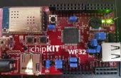 Programación simple WF32 usando Arduino IDE