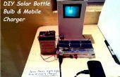 DIY Lámpara de botella Solar y cargador de móvil